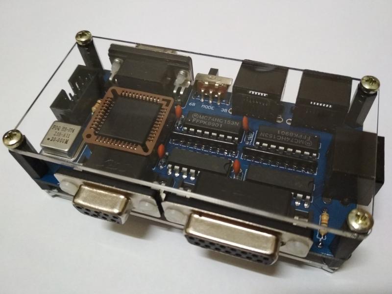 RetroPad32 Multi-Out Addon Board v1