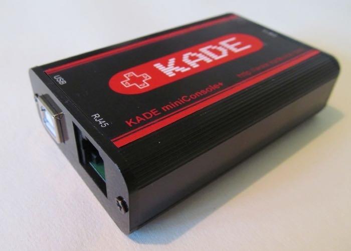 KADE miniConsole+ (aluminum case)